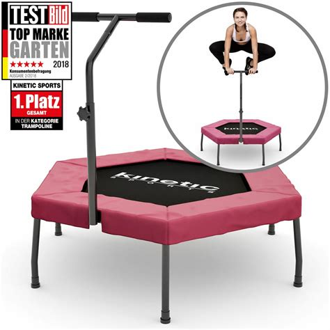 tappeto fitness kinetic sports trolino bambini tappeto elastico indoor