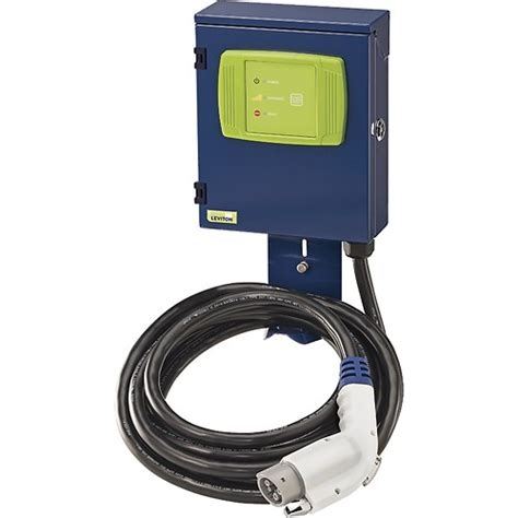 leviton level 2 electric vehicle charger 001 evb26 3pm