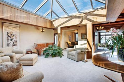The Skylight Room room skylight interior design ideas
