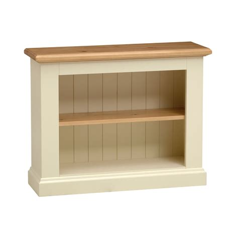 Short And Wide Bookshelf Painted Wide Bookcase Prd Furniture