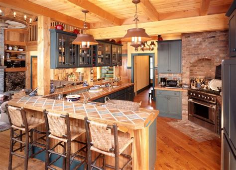mountain home kitchen design tile countertops make a comeback know your options