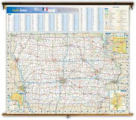 Map Of The State Of Iowa by Iowa State Map Pictures To Pin On Pinterest Pinsdaddy