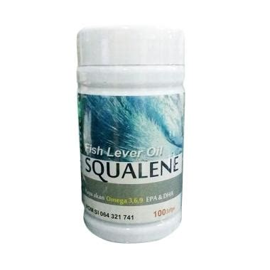 Herbal Kapsul Minyak Ikan Salmon Squalene Gold Omega 3 gallery herbal center blibli