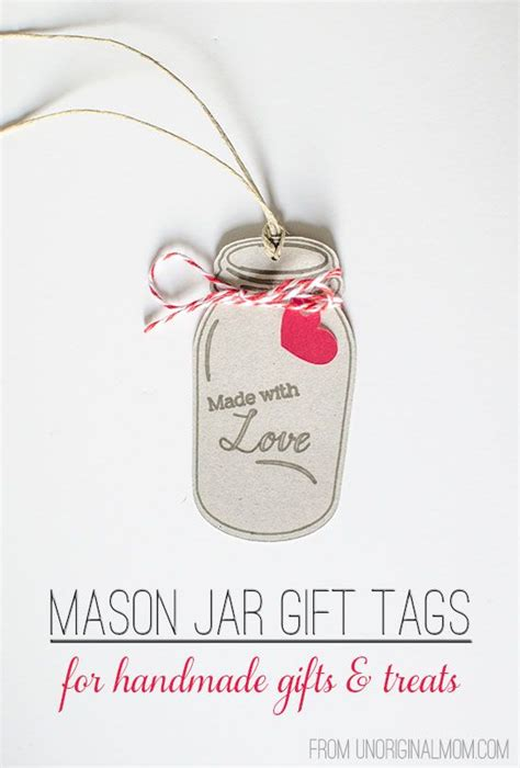 1000 ideas about handmade gift tags on pinterest