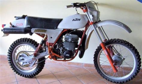Ktm 250 Sport 1984 Ktm 250 Gs Enduro Sport Moto Zombdrive