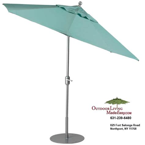 Patio Umbrella And Base by Tropitone Patio Umbrellas And Bases