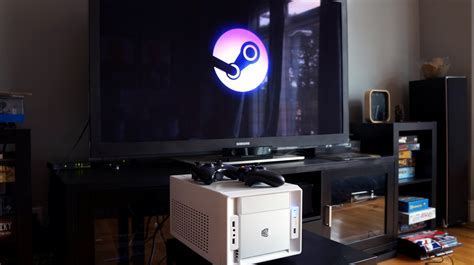 living room gaming pc how to set up steam in home streaming on your pc pc gamer