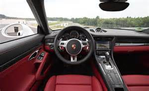 Porsche 911 Turbo Interior Porsche 911 Turbo Interior 2017 Ototrends Net