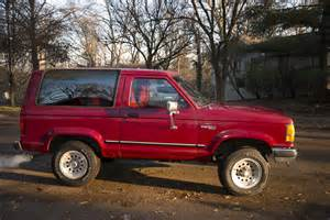 1990 Ford Bronco 2 1990 Ford Bronco Ii Pictures Cargurus