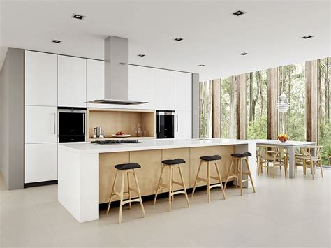 Modern Kitchen Designs Sydney Scandinavian Style Meets Modern Minimalism Inside The Sydney Home Design Dan Kitchens