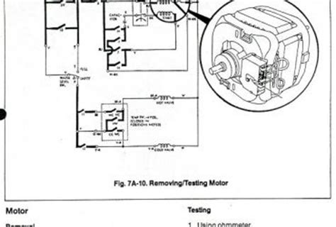 kenmore coin operated washing machine wiring diagram
