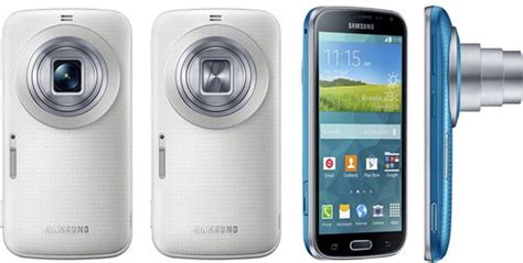 Bekas Samsung Galaxy Kamera samsung galaxy k zoom goes official with 20 7mp shooter