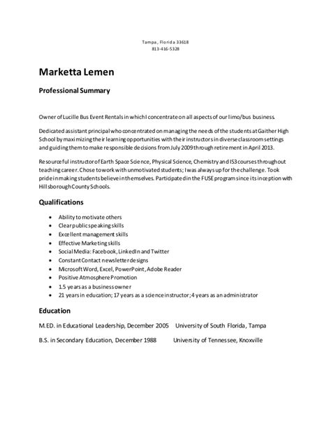 Business Letter Without Addressee marketta s business resume without address