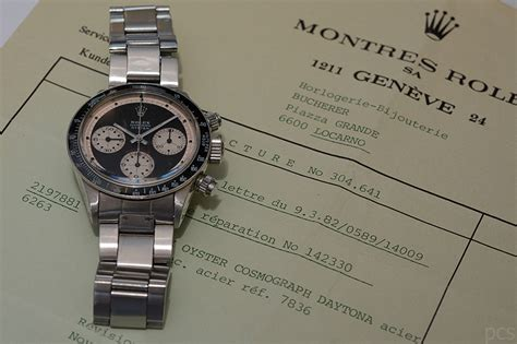 Rolex Polieren Lassen by Once In A Lifetime Die Paul Newman 6263 Quot Sotto Quot Im Hands On