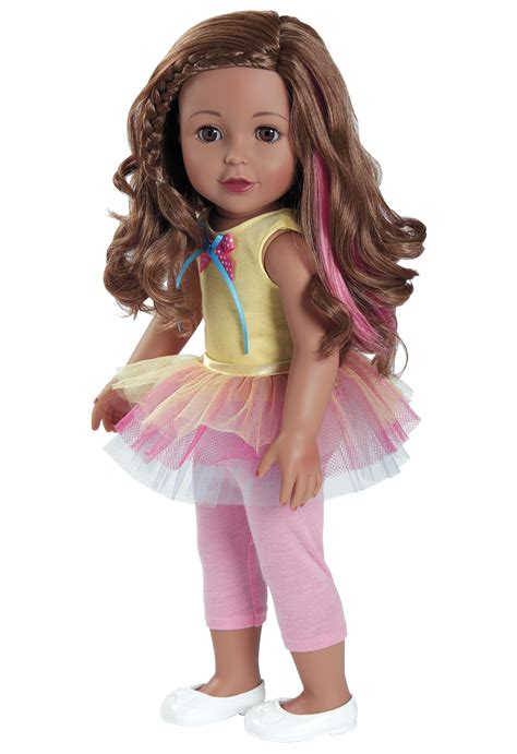 Adora 18 inch Doll   Lola Play Doll from Adora Friends Collection