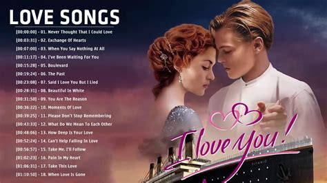 Best Romantic Songs Love Songs Playlist 2019 Great English