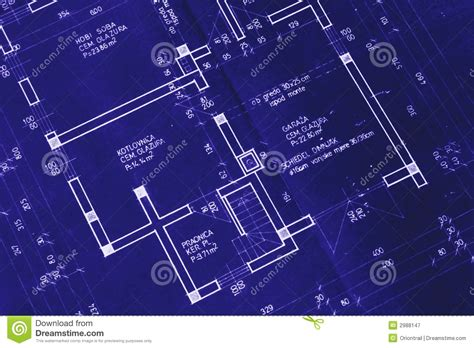 blueprint online free nice house blueprint royalty free stock photography