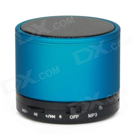 Speaker Bluetooth S10 T1910 5 yx s10 bluetooth v3 0 2 channel 3w speaker w tf card slot blue black free