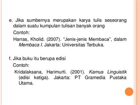 penulisan daftar pustaka jurnal internasional contoh jurnal skripsi pendidikan guru sekolah dasar id