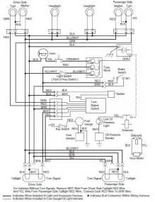 ezgo gas golf cart wiring diagram ezgo troubleshooting electric ez go gas golf cart wiring