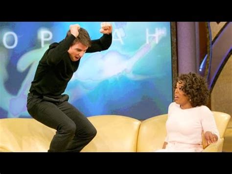 tom cruise couch jumping tom cruise the couch that broke scientology s back youtube