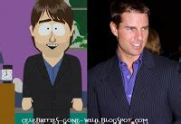 Tom Cruise Trapped In The Closet by Nikolas South Park Spoof
