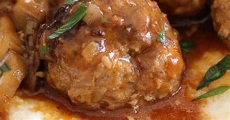 instant pot salisbury steak and salisbury steak meatballs instant pot stove top