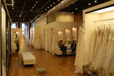 Bridal Stores by L Fay Bridal Dress Attire New York Ny Weddingwire
