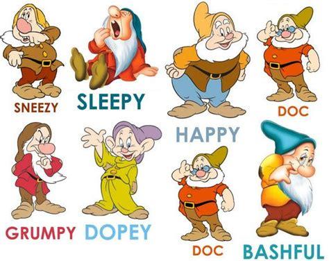 Dwarfs names in order myideasbedroom com