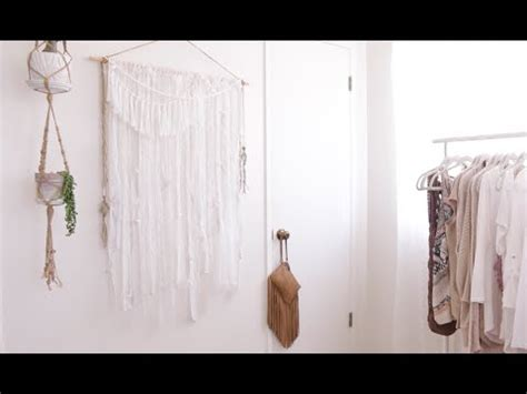 if walls could talk giving your room self expression by diy room decor wall hanging youtube