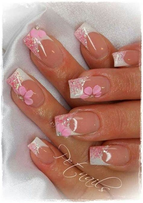 nail fiori gel unghie in gel 32 nail sposa favolose sr wedding