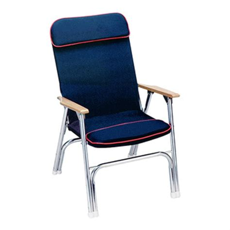 seachoice 174 canvas folding chair 198829 fishing chairs