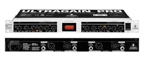 Behringer Mic2200 Microphone Prelifier photo behringer ultragain pro mic2200 behringer ultragain pro mic 2200 240547 audiofanzine