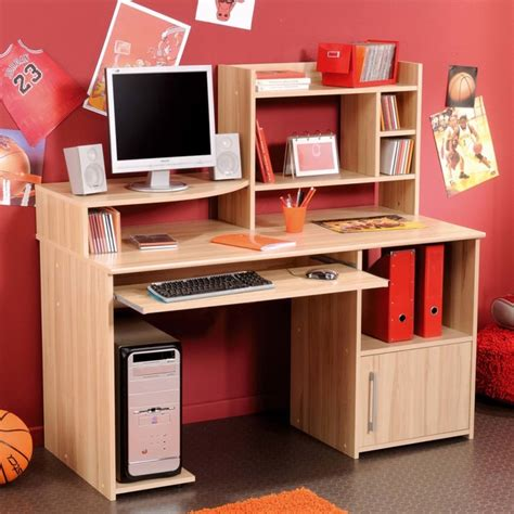 black desks for teens dark brown stained wooden loft bunk bed built in teenagers