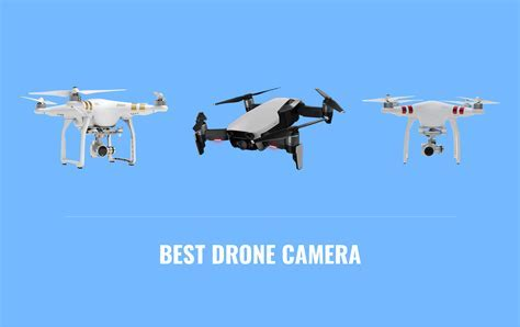 Best Drone Camera for Beginners and Professionals
