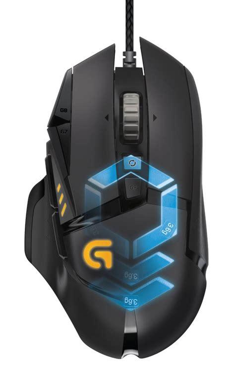 Mouse Logitech G502 Proteus Spectrum Rgb Gaming Mouse logitech g502 proteus spectrum rgb gaming mouse announced