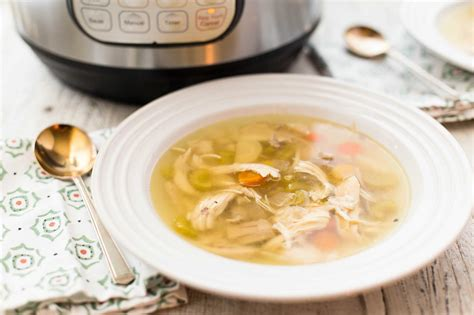 A 2nd Helping Of Chicken Soup how to make chicken soup in the pressure cooker recipe simplyrecipes