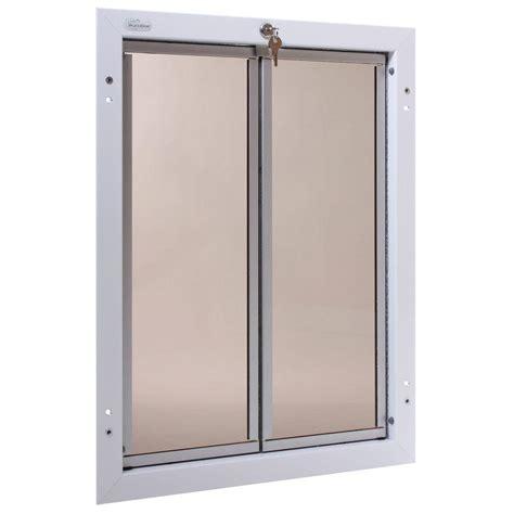 Pet Doors Home Depot Sliding Door Inserts Doors Pet Doors Exterior