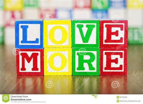 Tme Disigner Lovezi Building Blocks more spelled out in alphabet building blocks stock photography image 22103322
