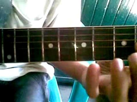 cara bermain gitar listrik melodi belajar teknik melodi gitar citra kirana youtube