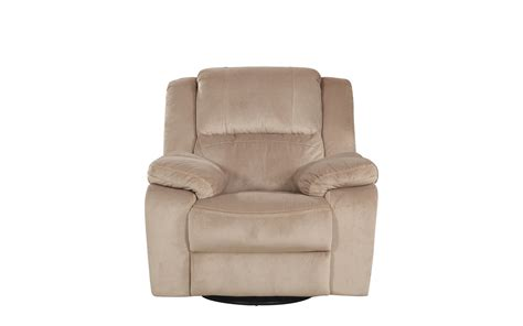 microfiber swivel recliner asturias traditional classic microfiber rocker and swivel