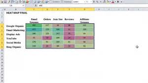 excel us map chart free how to create a cool heat map in excel