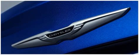 chrysler logo meaning  history chrysler symbol