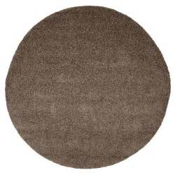 8 foot area rug lavish home shag brown 8 ft x 8 ft indoor outdoor area rug 62 1 br 8rd the home depot