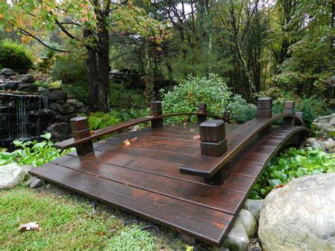 yard bridges 17 best ideas about garden bridge on pinterest pallet