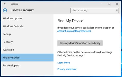 Find Your Device What To Look For After The Windows 10 Upgrade
