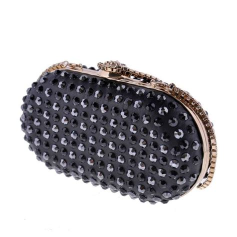 Clutch Versace 1 new versace black embellished clutch for sale at