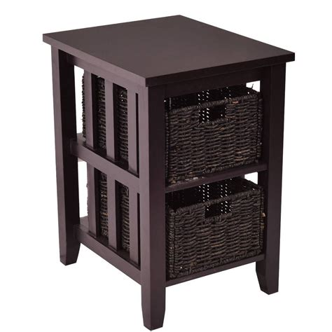 Sofa Side Table With Storage Best Storage Design 2017 Sofa End Tables With Storage