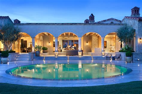 beautiful italian style villa  la quinta  ultimate
