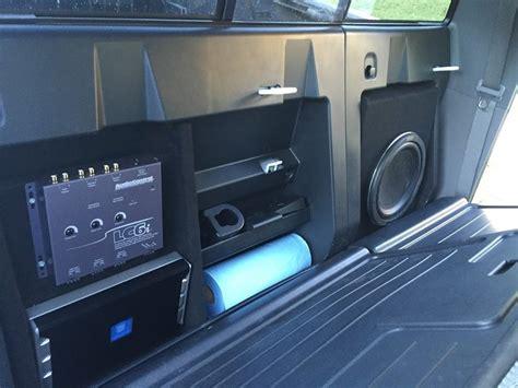 Toyota Tacoma Subwoofer Subwoofer Box Ideas Page 2 Tacoma World